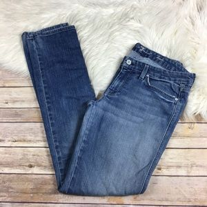 7 For All Mankind Jeans Kate Straight Leg Size 30